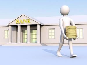 los-bancos-d-para-mover-el-dinero-a-partir-del-material-pequeno-cuadro_38-5497